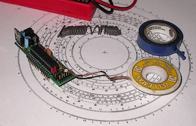AVRThing kits, components, and circuits